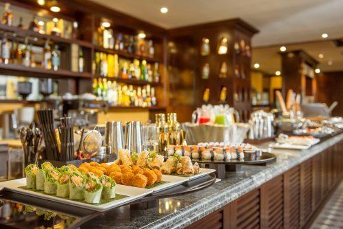 The Temple Restaurant - Buffet